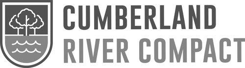 Cumberland river compact logo gray